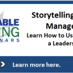 Five Reasons Stories are a Powerful Communication Tool