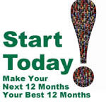 How to Make Your Next 12 Months Your Best 12 Months