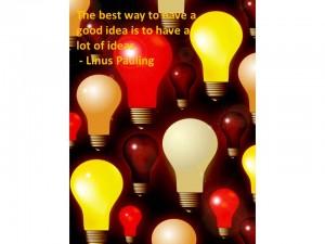 Linus Pauling ideas