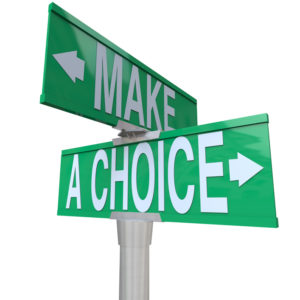 Time and choice management for leaders