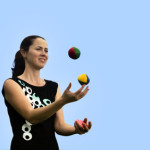 Woman Juggling Ball<span>...&nbsp;<a href=