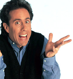 jerry seinfeld upcoming shows