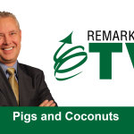 Remarkable TV: Pigs and Coconuts
