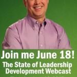 The State of Leadership Development – a Free Webinar