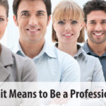 What it Means to Be a Professional