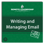 Making Email Work for You