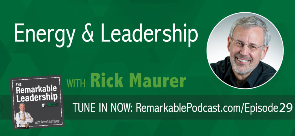"""Leading during a time of change often comes with much resistance, which brings many challenges to move forward. If you're struggling with leading change, join change advisor, speaker, and author, Rick Maurer as he reveals his change model, the """"Energy Bar,"""" which allows leaders to get a better understanding of employees' resistance of change and how to turn opposition into support."""