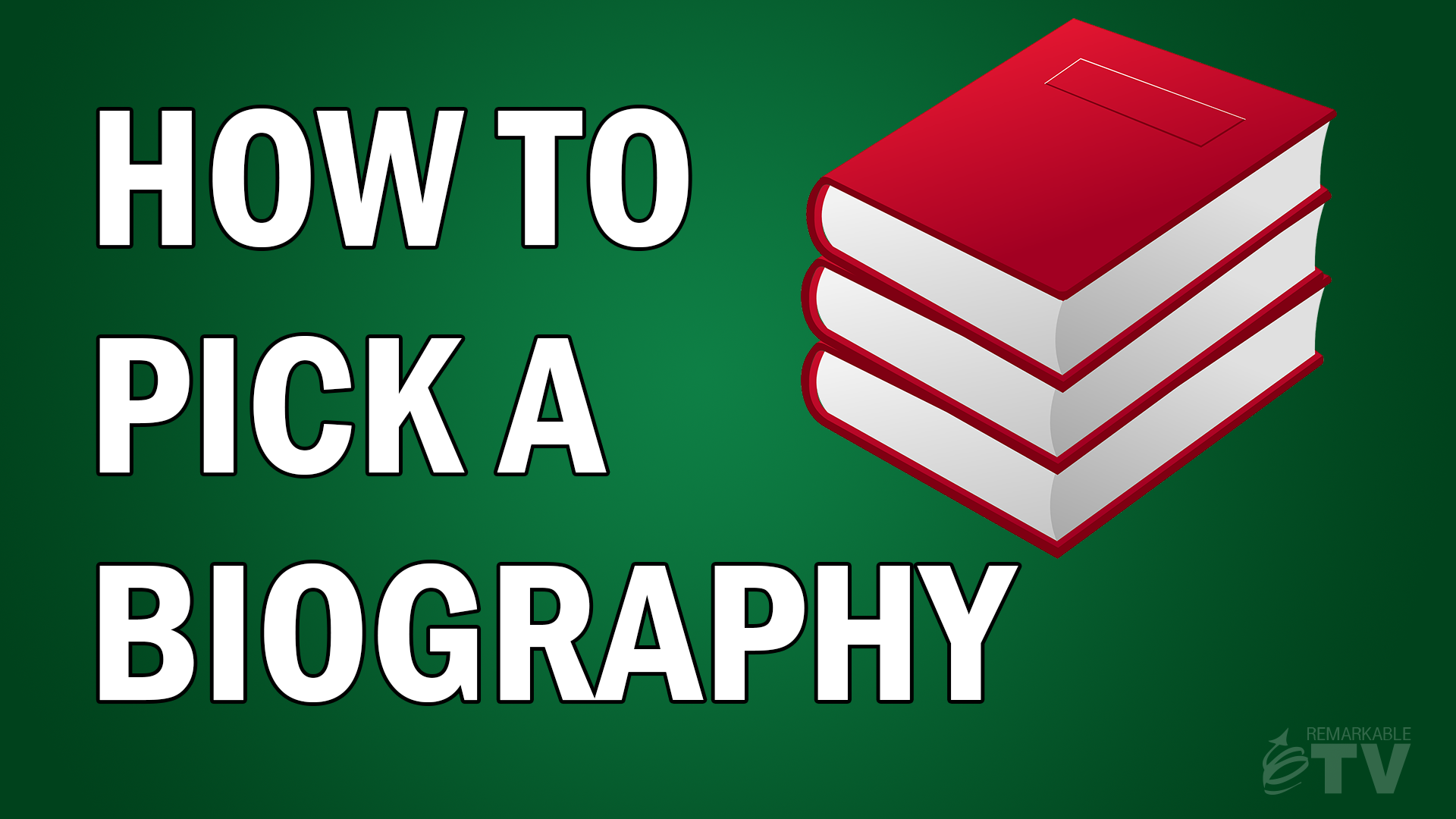 How to Pick a Biography with Kevin Eikenberry