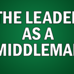 The Leader as a Middleman
