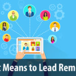 What It Means to Lead Remotely