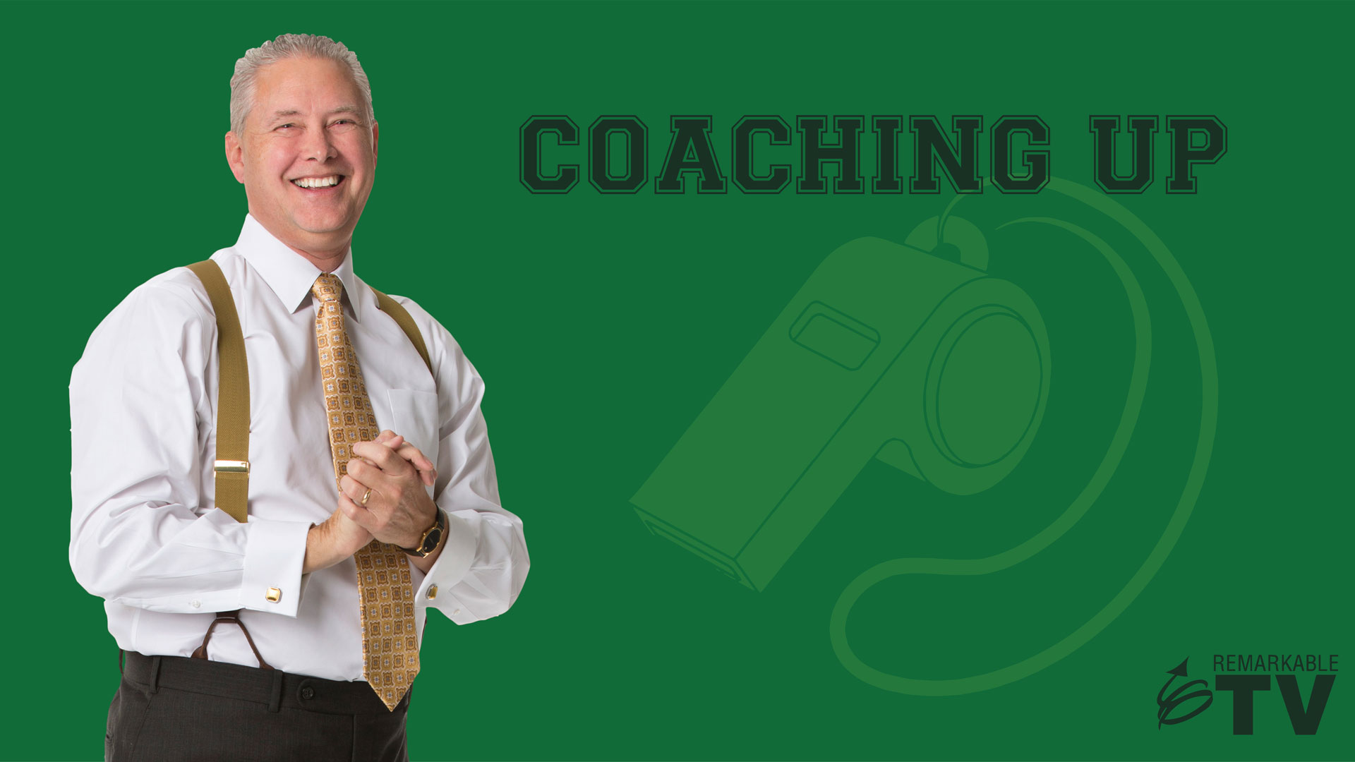 Coaching Up - Remarkable TV by Kevin Eikenberry
