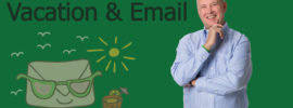 Vacation and Email Remarkable TV episode