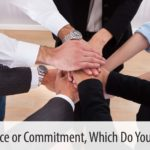 Compliance or Commitment, Which Do You Want?