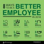 Eight Ways to Be a Better Employee in 2018