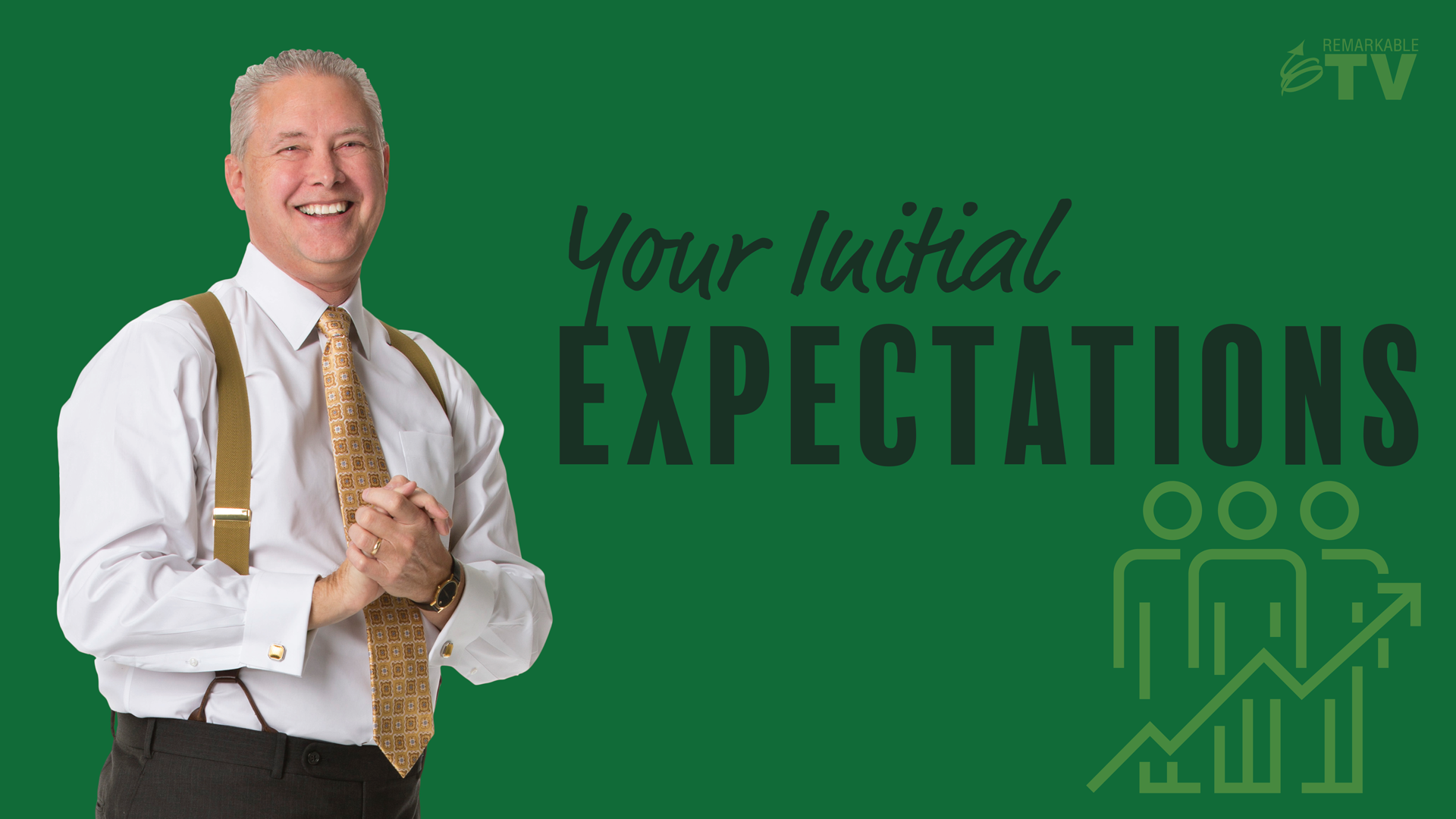 Your Initial Expectations - Video from Kevin Eikenberry