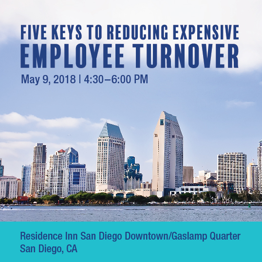 Reducing employee turnover