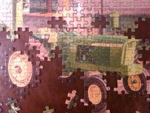 jigsaw closeup