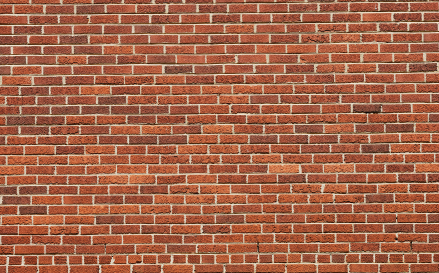Confidence Brick Wall