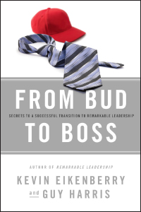Cover for From Bud to Boss b Kevin Eikenberry and Guy Harris