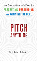 How to pitch anything