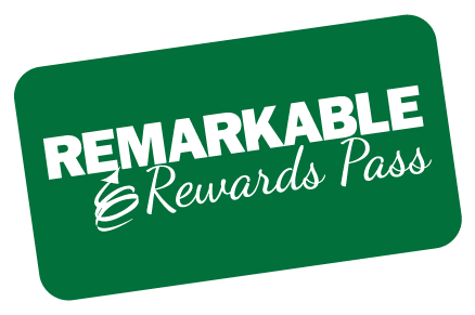 Remarkable Rewards Pass