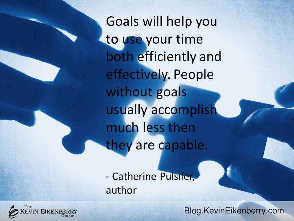 Why Set Goals?