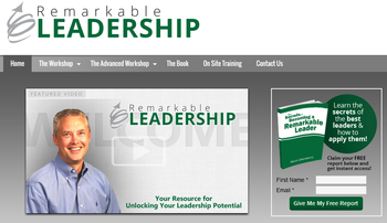 Remarkable Leadership Workshop