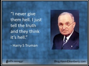 harry truman quotation