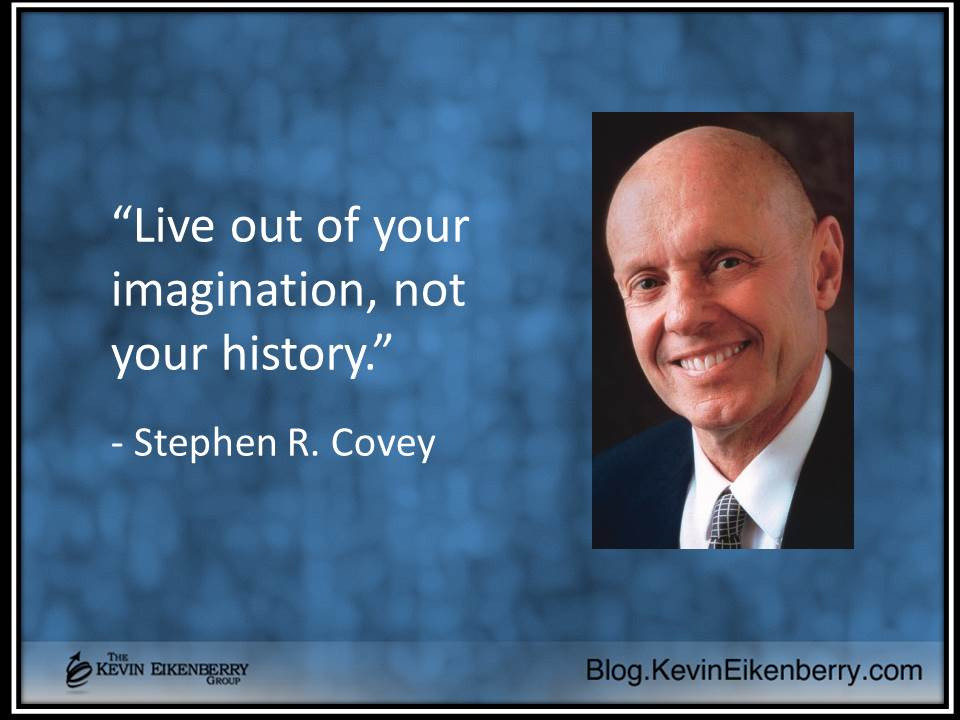 Stephen Covey quotation