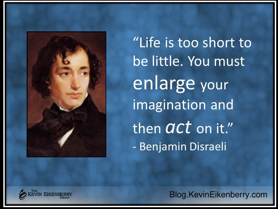 disraeli quotation