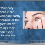how to be visionary