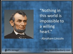 Abraham Lincoln - possiblities
