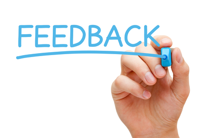 giving better feedback