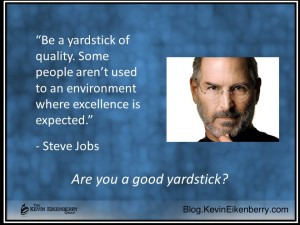 yardstick of quality