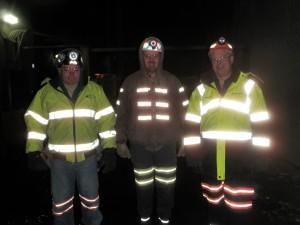 leadership in a coal mine