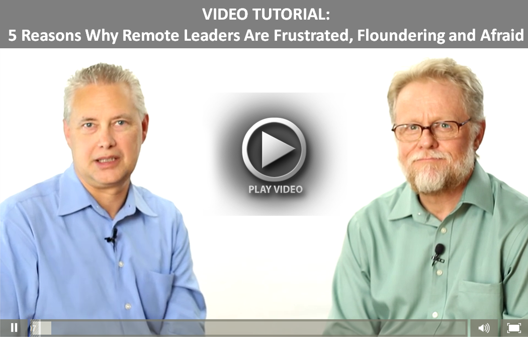 Remote Leadership Video