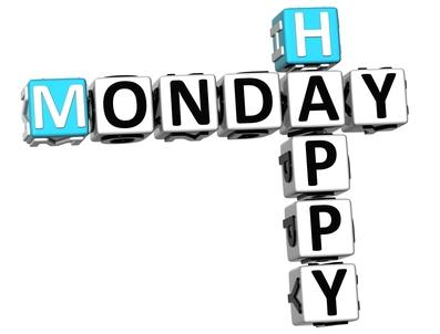 3D Happy Monday Crossword