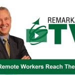 Remarkable TV: Helping Remote Workers Reach Their Goals