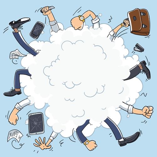 B2B-Conflict-Cloud