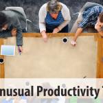 Five Unusual Productivity Tips