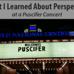 What I Learned About Perspective at a Puscifer Concert