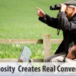 How Curiosity Creates Real Conversation