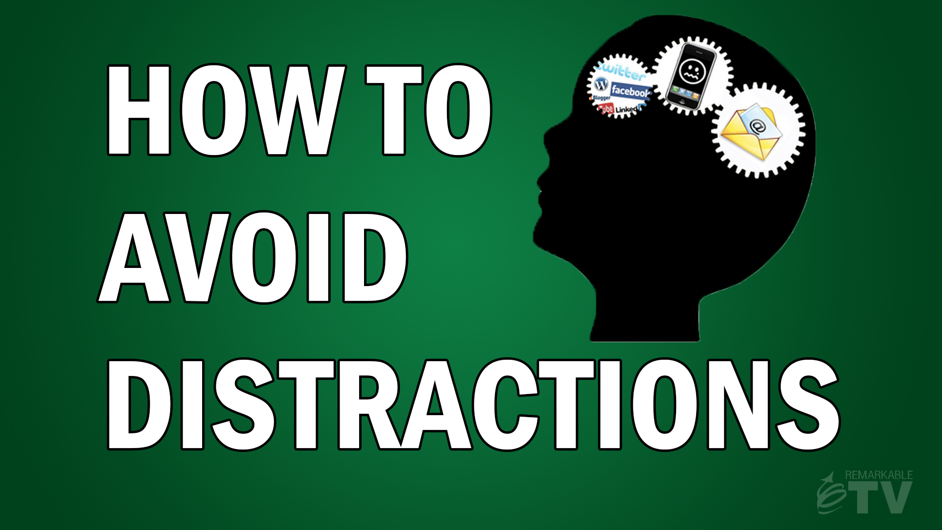How to Avoid Distractions with Kevin Eikenberry