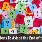 Six Questions to Ask at the End of the Year