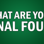 What Are Your Final Four?