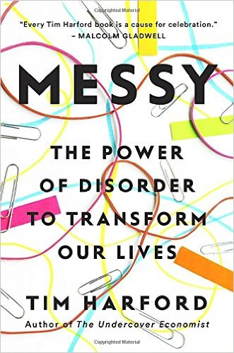 messy - the power of disorder