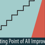 The Starting Point of All Improvement