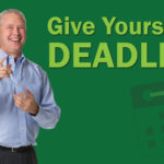 Giving Yourself a Deadline – Remarkable TV