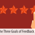 The Three Goals of Feedback