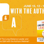 Get Answers to Your Most Pressing Leadership, Communication, and Remote Leadership Questions!